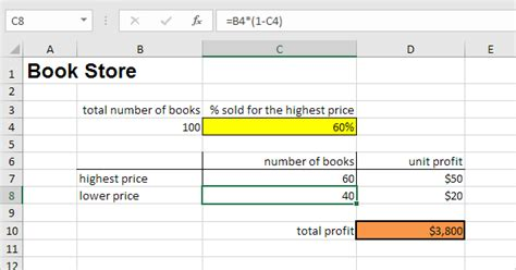excel tutorial what if analysis what if analysis in excel easy excel tutorial