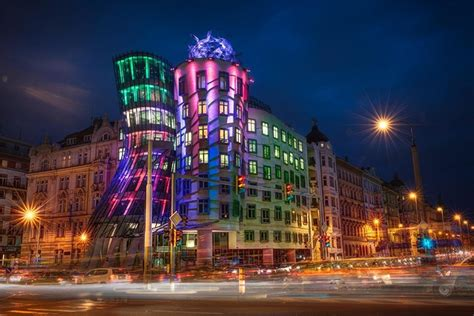 dancing house deconstructivism and its 10 most amazing buildings widewalls