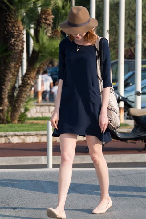 emma stone casual emma stone s casual chic style huffpost uk