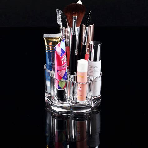 Shelf Of Lip Balm by Transparent Acrylic Organizer Cosmetic Lip Balm Lipstickk