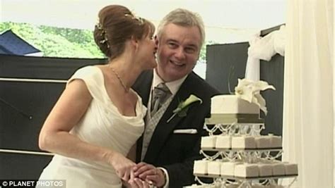 eamonn holmes says ruth langsford wasn t the best bride