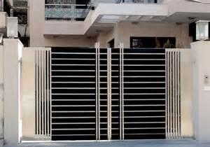 modern stainless steel gates design idea fences