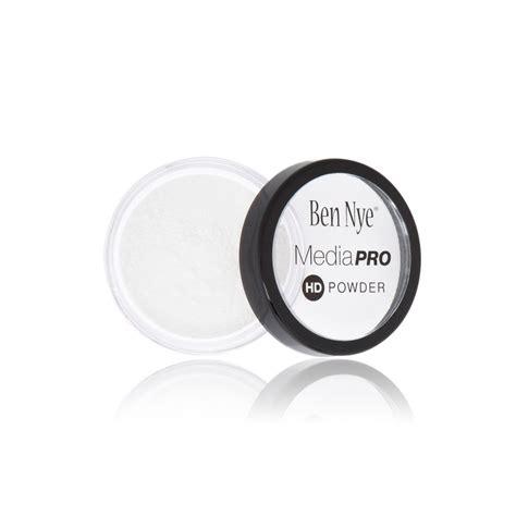 ben nye hd makeup review ben nye colorless mediapro matte hd powder makeupmania