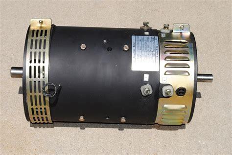 48v motor m102 motor