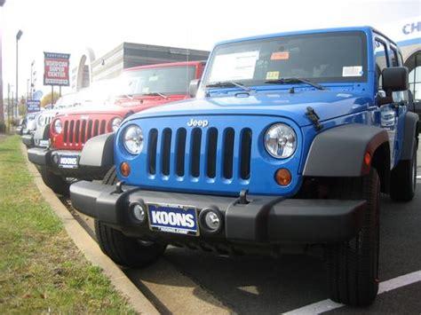 Koons Chrysler Jeep Koons Chrysler Dodge Jeep Ram Vienna Va 22182 Car