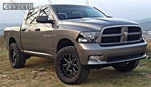 wheel offset 2012 dodge ram 1500 slightly aggressive