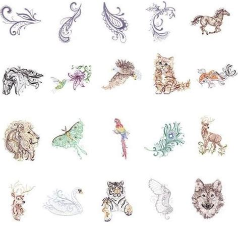 embroidery design cd oesd embroidery machines designs cd majestic animals new