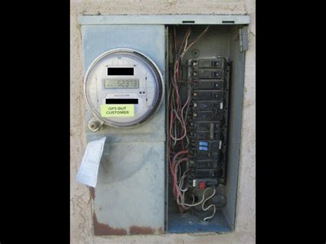 panel attached  existing  amp metermain breaker service panel doityourself