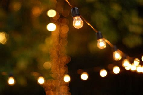 festoon lighting inspiration