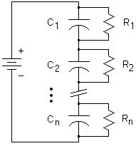 transfer function of capacitor and resistor in parallel capacitors capacitors
