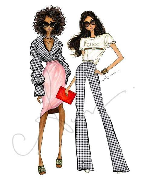 Best Fashion Illustration Blogs by 241 Best Images About My Illustrations On