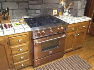 Thermador Kitchen Appliances - bluestar copper 30 gas range available at www idlers net kitchen inspiration pinterest