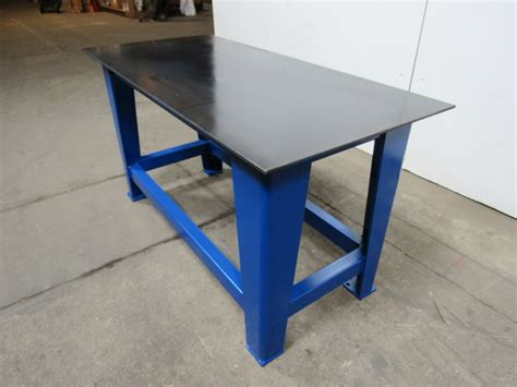 welding work bench 60 quot x28 quot x33 quot t heavy duty steel welding layout assembly work