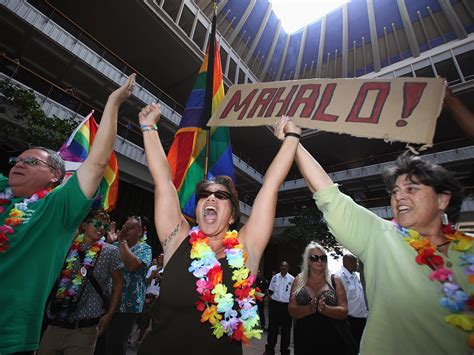 Same sex marriage hawaii 1993 mall