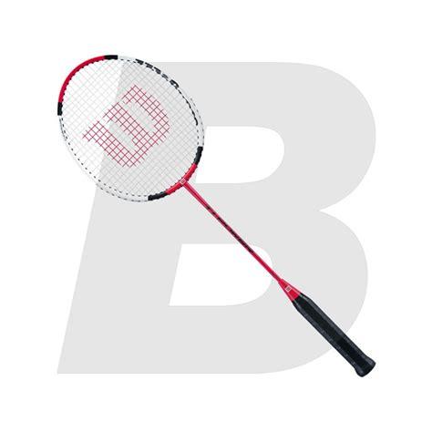 Raket Yonex Titanium wilson titanium power badminton racquet