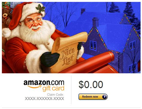Free Gift Cards By Mail - last minute gift idea amazon gift card email facebook or print them free 1 day