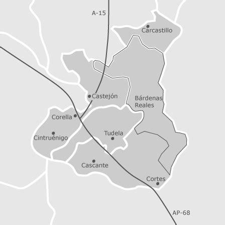 pisos de alquiler en tudela navarra particulares mapa de 193 rea de tudela navarra idealista