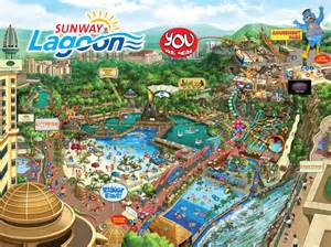 amusement park floor plan sunway lagoon venue directory