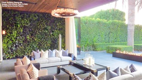 Green Livingroom by 8 Easy Ways To Create A Vertical Garden Wall Inside Your Home
