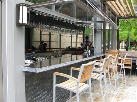 backyard bar dallas indoor outdoor bars are the new must for restaurants