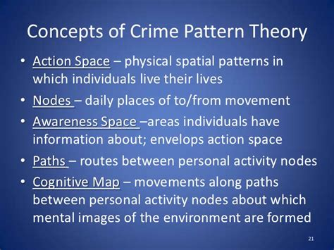 crime pattern theory criminology 03 crime as choice