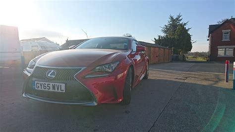 most comfortable car to drive long distance driven lexus rc 300h