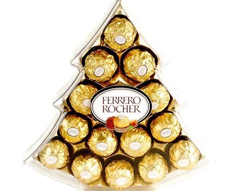 ferrero rocher christmas tree christmas gift guide heart