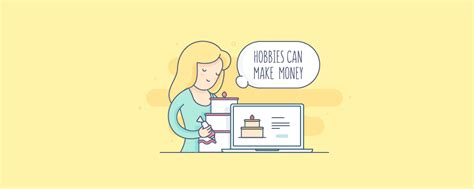 Online Hobbies To Make Money - 10 hobbies that can make you money online