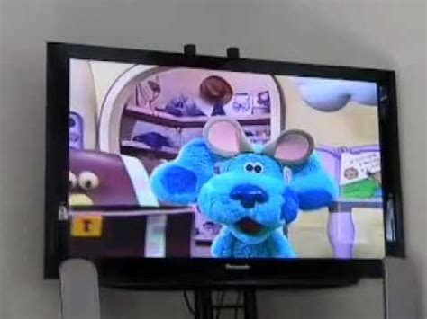 blue's clues: blue talks vhs and dvd trailer | doovi