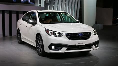 When Will The 2020 Subaru Legacy Go On Sale by 2020 Subaru Legacy A New Platform And Turbo Perk Up