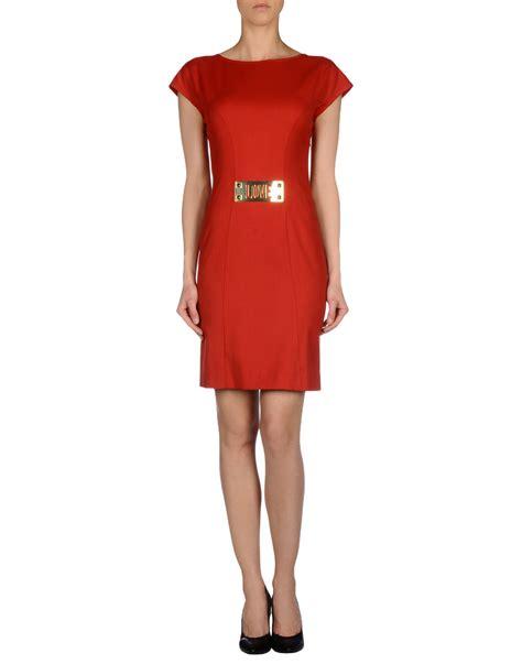 An Dress Moschino moschino dress in lyst