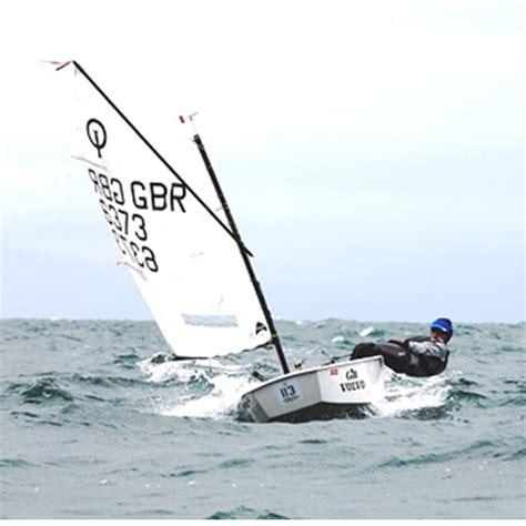 jacht optymist new optimist dinghy from p b