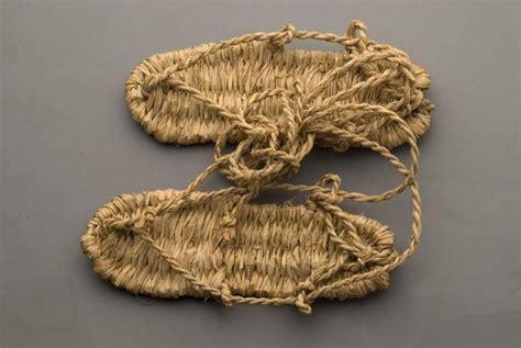 waraji sandals pair of barley straw waraji sandals collections