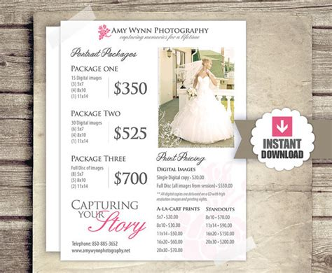 beginner wedding photographer prices wedding photography price list session packages pricing