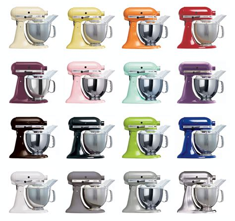 kitchenaid mixer colors   28 images   kitchenaid 5 quart