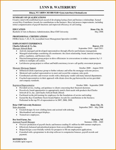 Financial Advisors Description by Financial Advisor Description Resume Resume Ideas