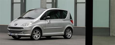 Automatik Auto Gebraucht by Peugeot 1007 Automatik Finden Sie Bei Autoscout24