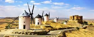La Mancha The Don Quixote Route Castile La Mancha Spain