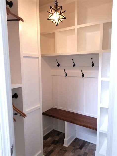 turn  closet   mudroom   casita