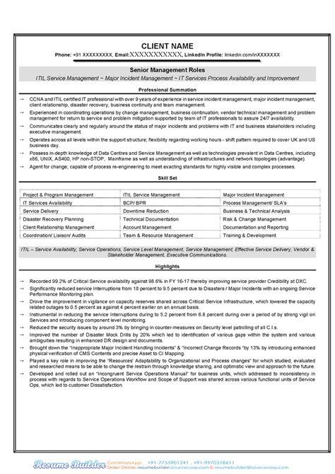 Text Resume Builder by Free Resume Sles Free Cv Template Free Cv Sle Senior Executive Resume Sle