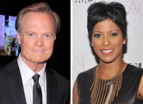 Lawrence O Donnell And Tamron Hall Are Dating | media power couples who s the ultimate media duo photos