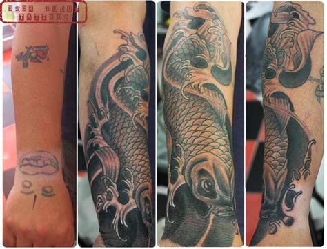 tattoo bulut the best tattoo artist in oludeniz eser bulut crown