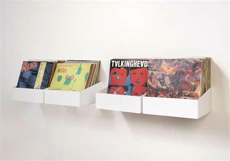 Regal Set schallplattenregal teenyle set mit 4 60 70 vinyls