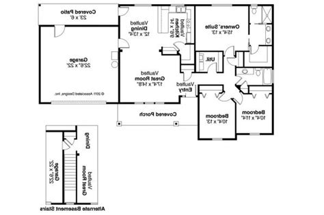 craftsman house plans stanford 30 640 associated designs
