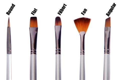 What Is The Best Type Of Paint For A Bathroom by Best Acrylic Paint Brushes And How To Take Care Of Them