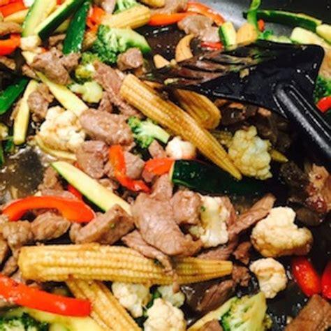 6 vegetables in vegetables stir fried beef 6 vegetable stir fry