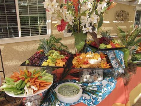 Wedding Anniversary Ideas In Hawaii by Fresh Ideas Catering Catering A 50th Anniversary