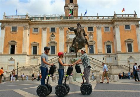 vip roma rome on a segway segway tours and rental official page