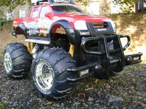 bigfoot remote truck 4x4 bigfoot radio remote truck rc car ebay