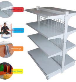 Rak Minimarket Terbaru rak minimarket murah rak toko langsung pabrik pt adi solusi ritel